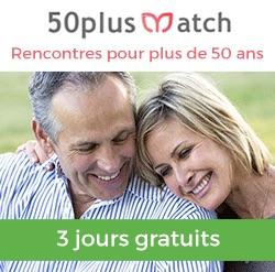 50plusmatch logo